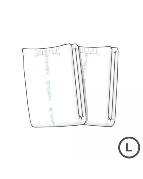 BetterDry - Large - Pack of 2 Samples