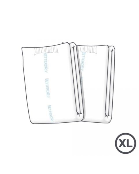 BetterDry - Extra Large - Pack of 2 Samples
