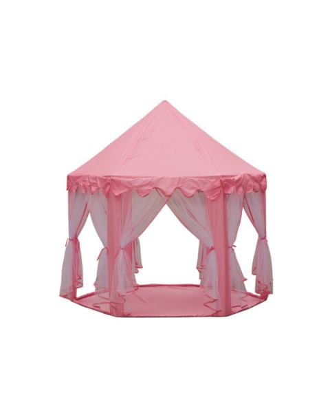 Pink Adult Play Tent