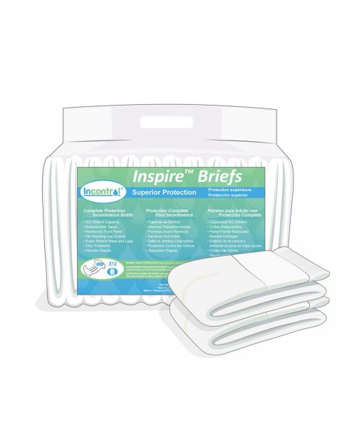 Incontrol Inspire - Large - Pack of 12